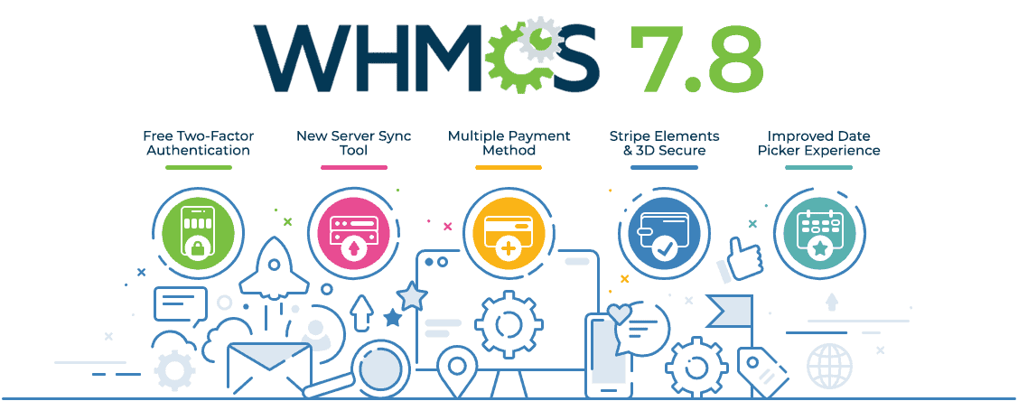 WHMCS v7.8 nulled